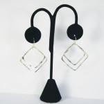 Sterling Silver Earrings Medium